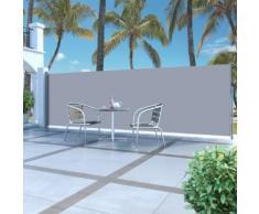 vidaXL Tenda da Sole Laterale Retrattile 180 x 500 cm Crema