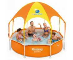 Bestway Piscina da Gioco Splash-in-Shade 244x51 cm 56432