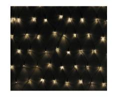 vidaXL Luci Natale LED a rete 3 x 1 m., per interni ed esterni
