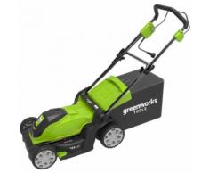 Greenworks Tosaerba Elettrico GLM1241 230 V 41 cm 2505207
