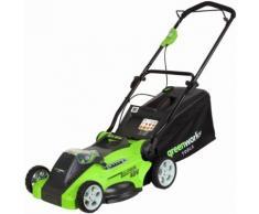Greenworks Tosaerba a Batteria 40V non Inclusa G40LM41 41 cm 2504707