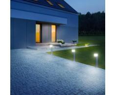 Steinel Lampioncino con Sensore GL 80 LED IHF CUBO Antracite 055479