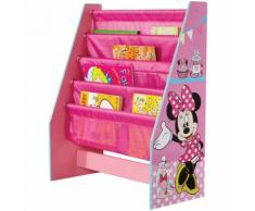 Disney Libreria per Bimbi di Minnie 51x23x60 cm Rosa WORL222007