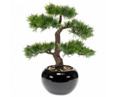 Emerald Bonsai Cedro Artificiale Verde 34 cm 420003
