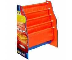 Disney Libreria Per Bambini Cars Arancione 51x23x60 cm WORL320022