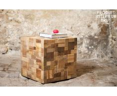 Tavolino Rubique in stile shabby chic