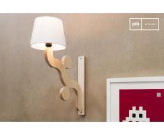 Lampada da parete Rholl in stile nordico