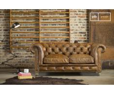 Divano Chesterfield Saint Paul in stile vintage