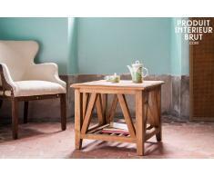 Tavolino quadrato Cadynam