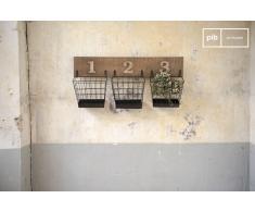 Mensola da muro Chloé in stile vintage