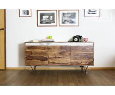 Credenza in legno Mabillon in stile nordico