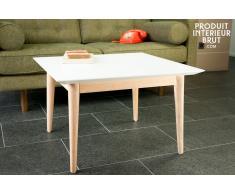 Tavolino da salotto Fjord quadrato