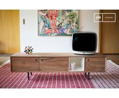 Mobile da TV Bascole in stile nordico