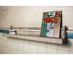 Mensola a Muro Epicure in stile vintage