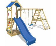 Parco giochi WICKEY StarFlyer Gioco da giardino con arrampicata