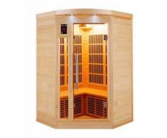 Sauna a raggi infrarossi DAPHNE da 2-3 posti