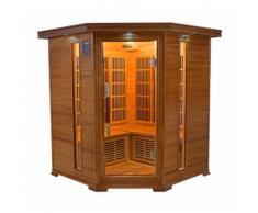 Sauna a raggi infrarossi ATHENA da 3-4 posti
