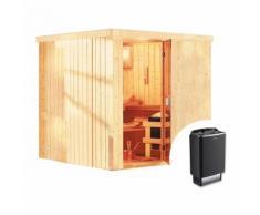 Sauna Finlandese Tradizionale Mirva - Con Stufa 9 Kw