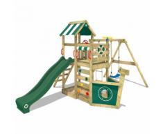 Parco giochi WICKEY SeaFlyer Gioco da giardino per bambini, set da Gioco