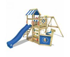 Parco giochi WICKEY SeaFlyer Gioco da giardino per bambini