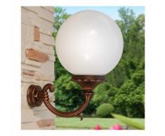 Applique per esterno in alluminio Orione Liberti Design 1851-S25