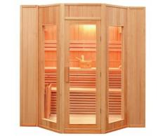Sauna finlandese tradizionale SAKURA da 5 posti