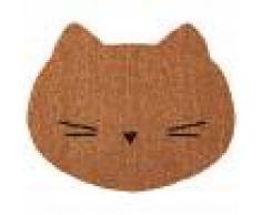 Maisons du Monde Zerbino gatto in fibra di cocco, 38x45 cm