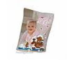Copertina in pile con foto - Modello Baby