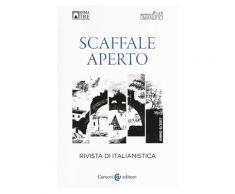 Scaffale aperto. Rivista di italianistica (2018)