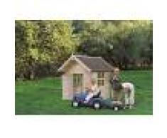 Caesaroo Casetta Bimbi Blockhouse in legno