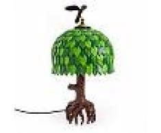SELETTI lampada da tavolo TIFFANY TREE LAMP (LED - Resina)