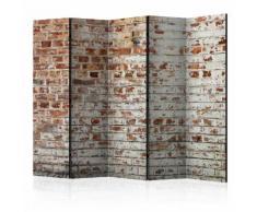 Paravento 5 Pannelli - Walls Of Memory Ii 225x172cm Erroi...