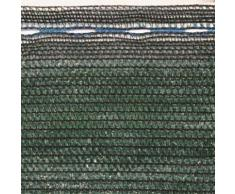 Rete Frangivista 90% Da Giardino 4x100m Rama Shade Verde