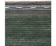 Rete Frangivista 90% Da Giardino 2x100m Rama Shade Verde