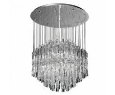Lampada A Sospensione 3w Led Ideal Lux Trasparente...