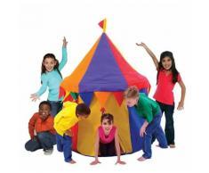 Casetta Tenda Bambini In Tessuto Bazoongi Special Edition Circus T...