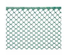 Rete Esagonale Da Giardino 15mm In Plastica 1x30m Rama Mirror Verd...