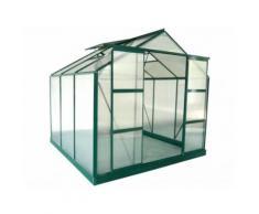 Serra da giardino in policarbonato da 5,9 m² ANISSA
