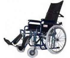 Mediland Carrozzina modello K125 con schienale reclinabile a 30