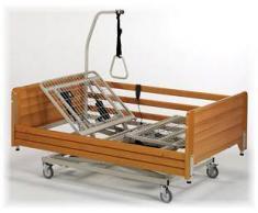 Vassilli Letto A 4 Sezioni Elettrico 10.72xxl Nursing 300
