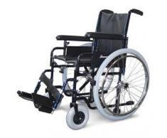 Mediland Carrozzina pieghevole standard con ruote ad estrazione rapida Mod. K105E-K13-K20