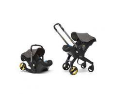 Seggiolino Auto Doona+ e Passeggino 2-in-1 - Simple Parenting - Grey Hound