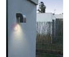 Faro Klamp Applique Monoemissione Da Esterno Design Moderno Ip44