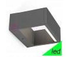 Faro Alp Lampada A Parete Led Da Esterno Design Moderno Ip54