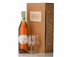 "Ragnaud Sabourin Cognac Grande Champagne 1er Cru ""florilège"" Ragnaud Sabourin Cofanetto 2 Bicchieri"