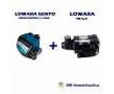 Kit Autoclave Elettropompa Periferica Lowara Pm 16 0,4 Hp 0,3 Kw + Press Control Lowara Genyo 8a/f15 1,5 Bar
