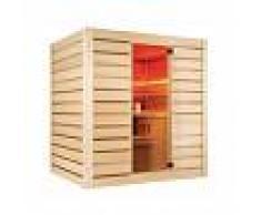 Sauna Finlandese Holl's Eccolo a basso consumo per 6 persone