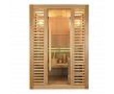 Sauna Tradizionale Finlandese Design Holl's Venetian 2/3 posti