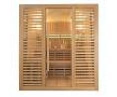Sauna tradizionale Holl's Venetian 4/5 posti finlandese