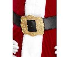 Cintura babbo Natale Taglia Unica